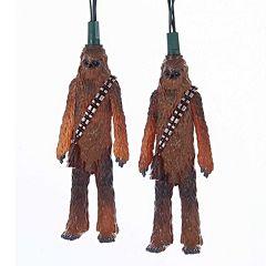Kurt Adler 10-Light Star Wars Chewbacca Light Set