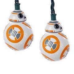 Kurt Adler 10-Light Star Wars BB8 Light Set