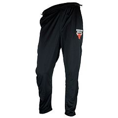Men's Zipway Chicago Bulls Tricot Pants