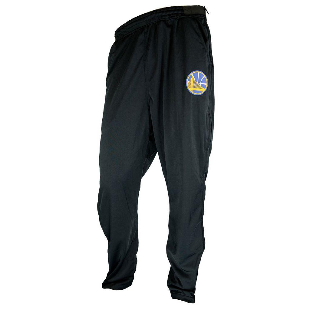 Men's Zipway Golden State Warriors Tricot Pants