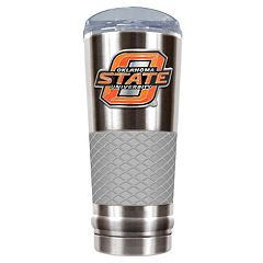 Oklahoma State Cowboys 24-Ounce Draft Stainless Steel Tumbler