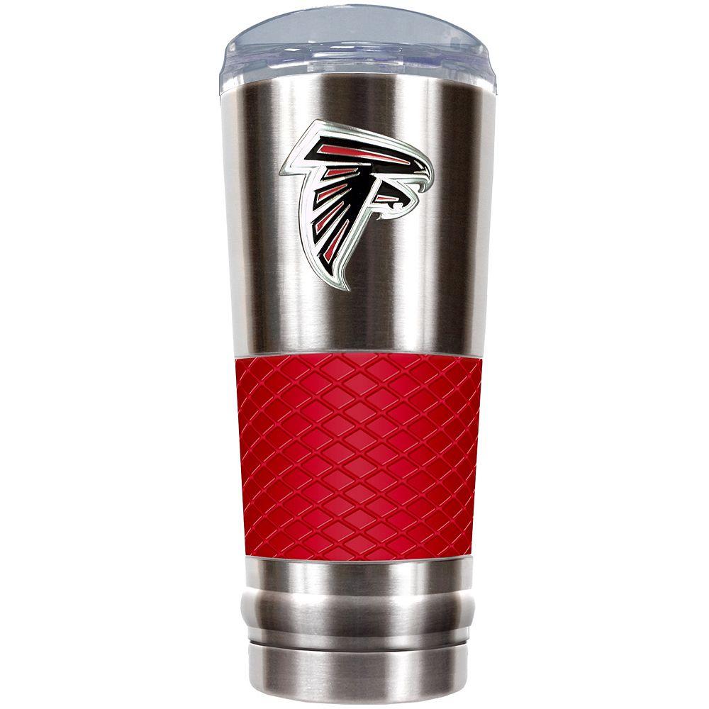 Atlanta Falcons 24-Ounce Draft Stainless Steel Tumbler