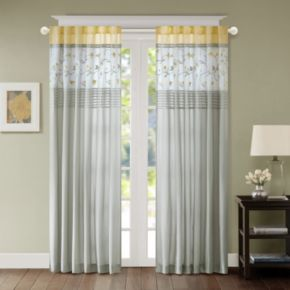 Madison Park Brighton 2-pack Window Curtains
