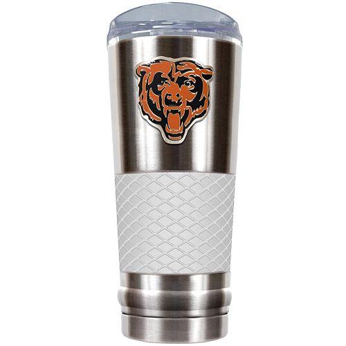 Chicago Bears 24-Ounce Draft Stainless Steel Tumbler