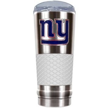 New York Giants 24-Ounce Draft Stainless Steel Tumbler