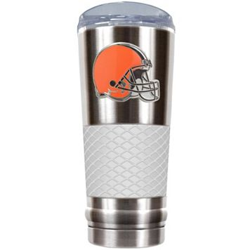 Cleveland Browns 24-Ounce Draft Stainless Steel Tumbler