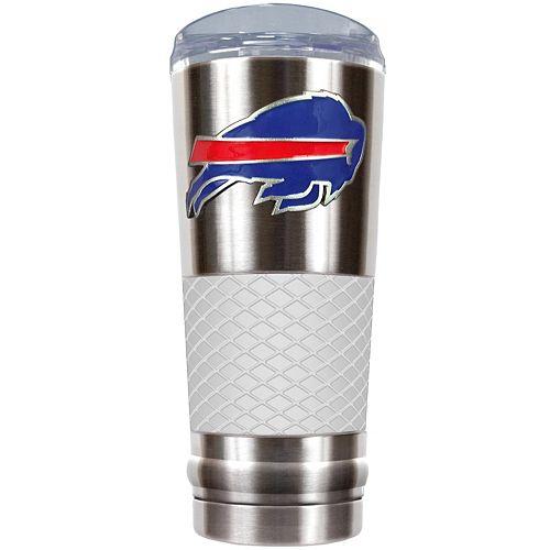Buffalo Bills 24-Ounce Draft Stainless Steel Tumbler