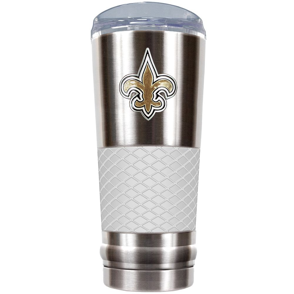 New Orleans Saints 24-Ounce Draft Stainless Steel Tumbler