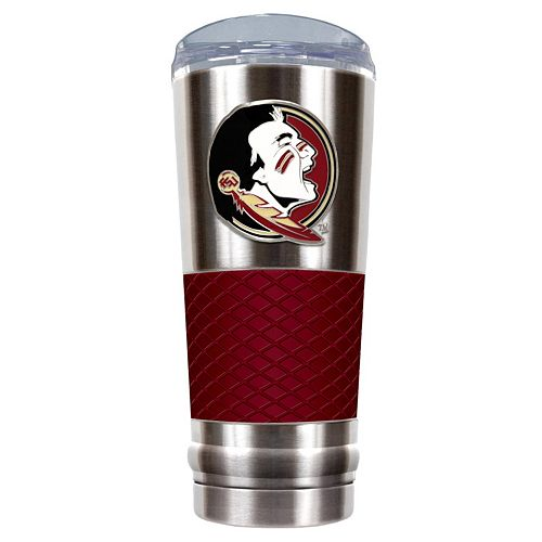 Florida State Seminoles 24-Ounce Draft Stainless Steel Tumbler