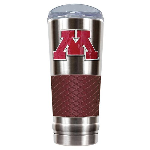 Minnesota Golden Gophers 24-Ounce Draft Stainless Steel Tumbler