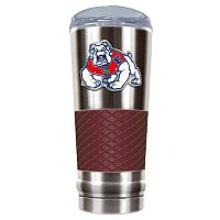 Fresno State Bulldogs 24-Ounce Draft Stainless Steel Tumbler