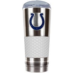 Indianapolis Colts 24-Ounce Draft Stainless Steel Tumbler