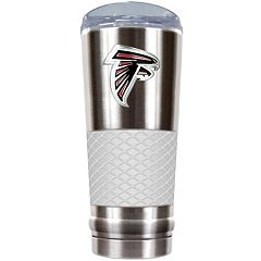 Atlanta Falcons 24-Ounce Draft Stainless Steel Tumbler