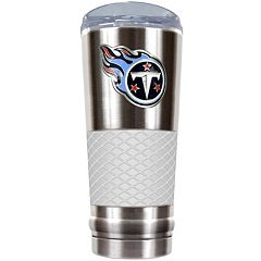 Tennessee Titans 24-Ounce Draft Stainless Steel Tumbler