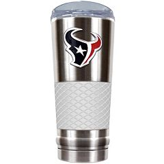 Houston Texans 24-Ounce Draft Stainless Steel Tumbler