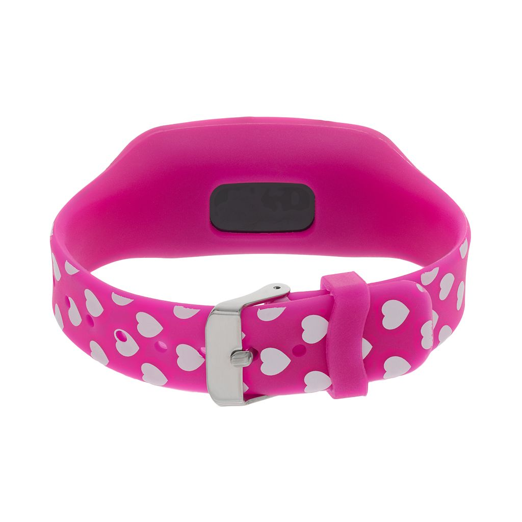 B-Fit Women's Activity Tracker & Interchangeable Band Set - BA2223BK598-078