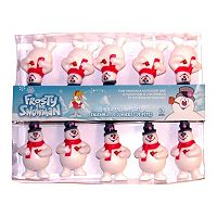 Frosty The Snowman Christmas String Lights by Kurt Adler