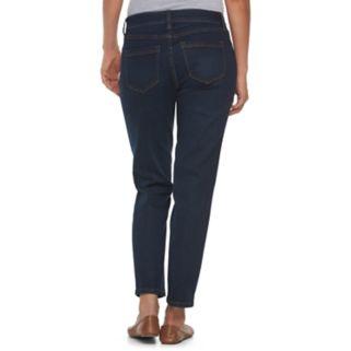 Women's Croft & Barrow® Skinny Ankle Jeans