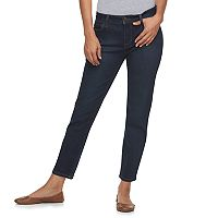 Women's Croft & Barrow® Skinny Ankle Jeans