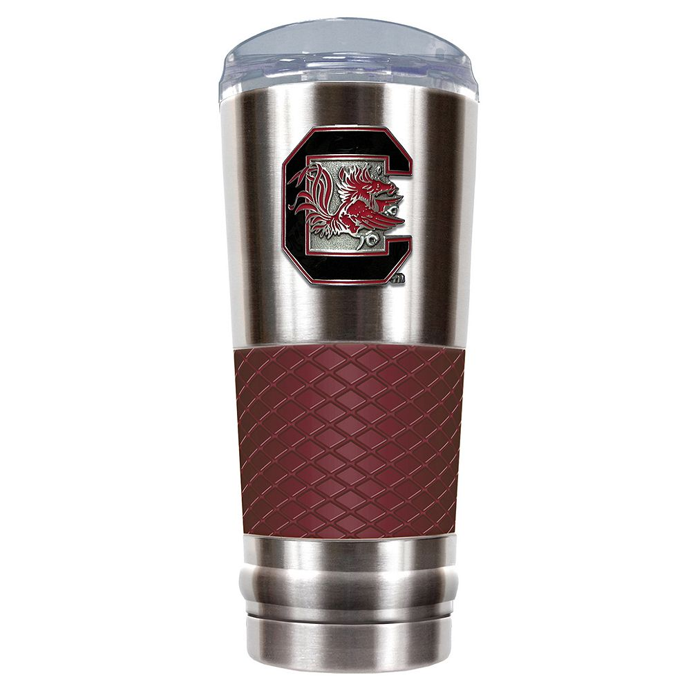 South Carolina Gamecocks 24-Ounce Draft Stainless Steel Tumbler