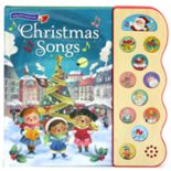 Christmas Songs Sound Book by Cottage Door Press
