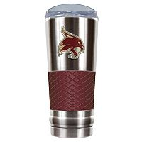 Texas State Bobcats 24-Ounce Draft Stainless Steel Tumbler