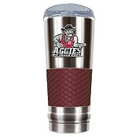 New Mexico State Aggies 24-Ounce Draft Stainless Steel Tumbler