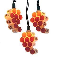 Kurt Adler Wine Cork Light Set