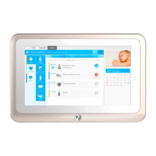 Motorola Smart Nursery 7 Portable Wi-Fi Video Baby Monitor