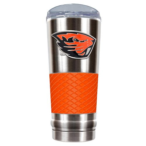 Oregon State Beavers 24-Ounce Draft Stainless Steel Tumbler