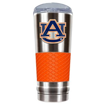 Auburn Tigers 24-Ounce Draft Stainless Steel Tumbler