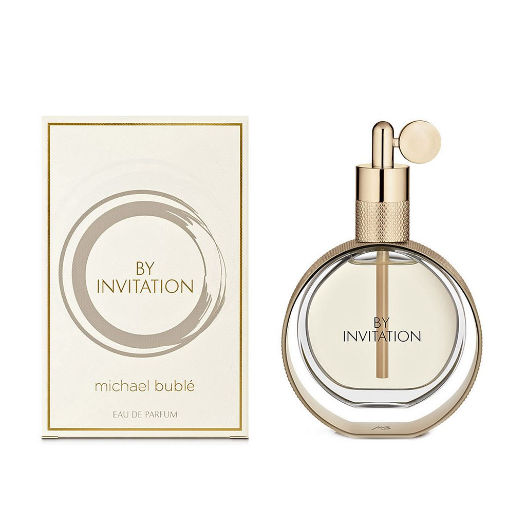 Michael Buble By Invitation Women's Perfume - Eau de Parfum