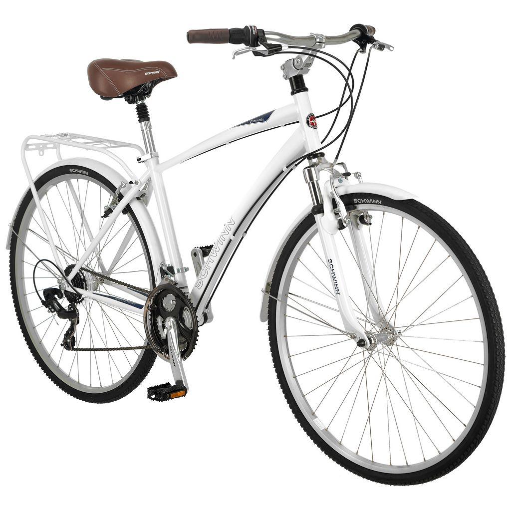 Men's Schwinn Community 700c Hybrid Bike