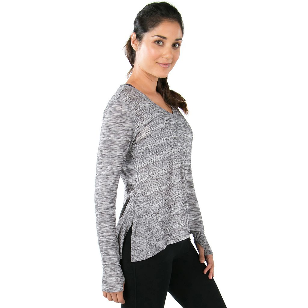 Women's Balance Collection Terra High-Low Tee