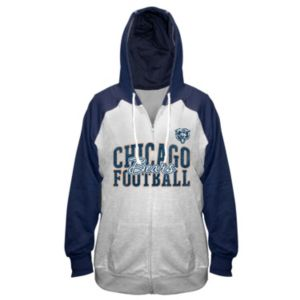 Plus Size Majestic Chicago Bears Spark Hoodie