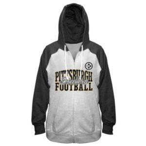 Plus Size Majestic Pittsburgh Steelers Spark Hoodie