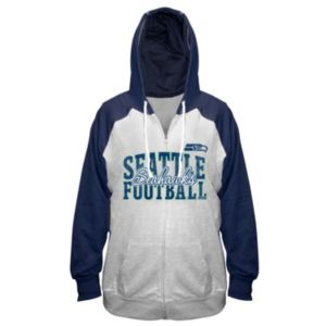 Plus Size Majestic Seattle Seahawks Spark Hoodie