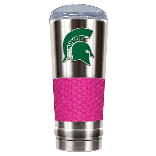 Michigan State Spartans 24-Ounce Draft Stainless Steel Tumbler