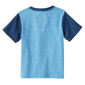 Toddler Boy Paw Patrol Marshall Peek-A-Boo Chest Pocket Tee