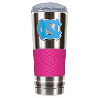 North Carolina Tar Heels 24-Ounce Draft Stainless Steel Tumbler