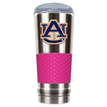 Auburn Tigers 24-Ounce Draft Stainless Steel Tumbler