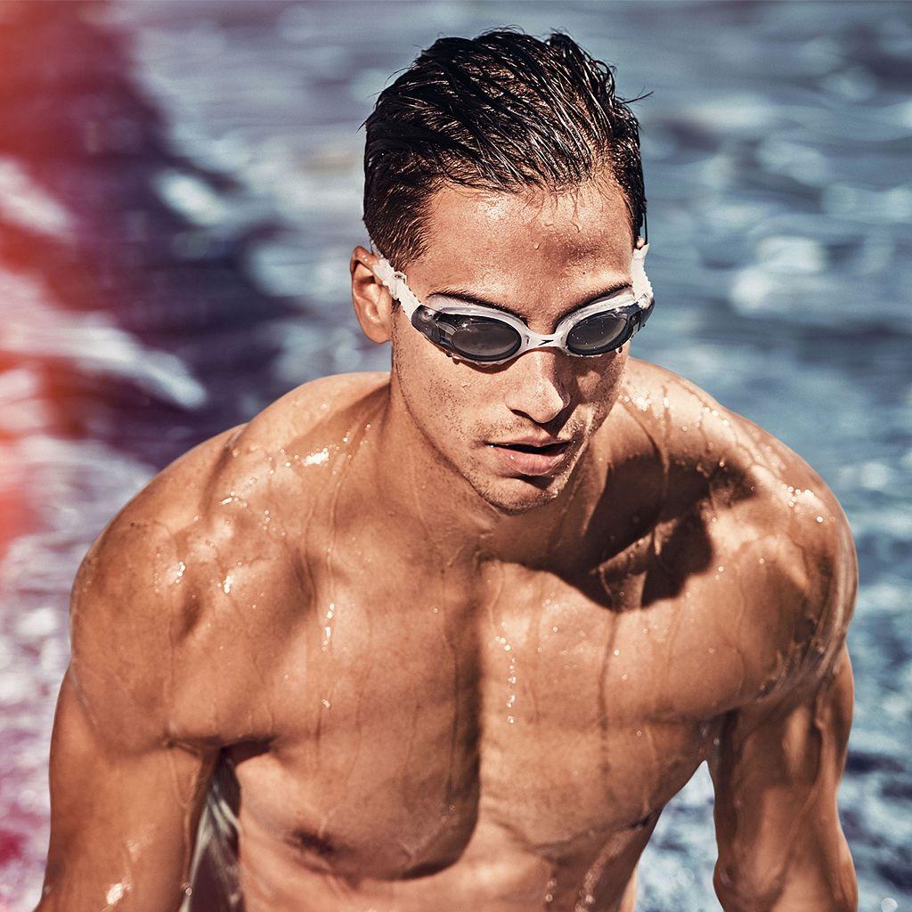 Men's Speedo Hydrosity Swim Goggles