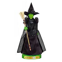 Kurt Adler 11-in. Wizard of Oz Wicked Witch of the West Christmas Nutcracker