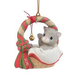 Precious Moments Meowie Christmas 2016 Christmas Ornament