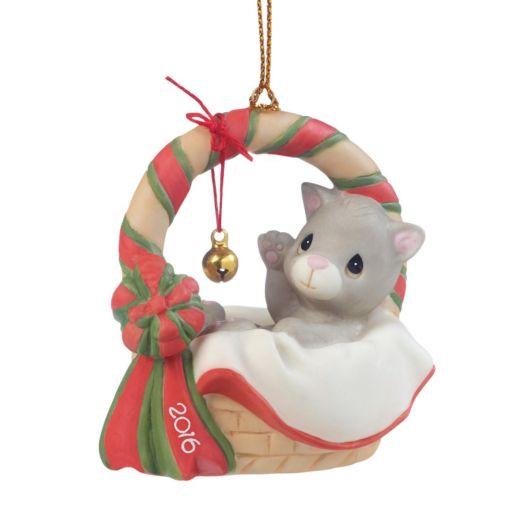 Precious Moments Meowie Christmas 2016 Christmas Ornament