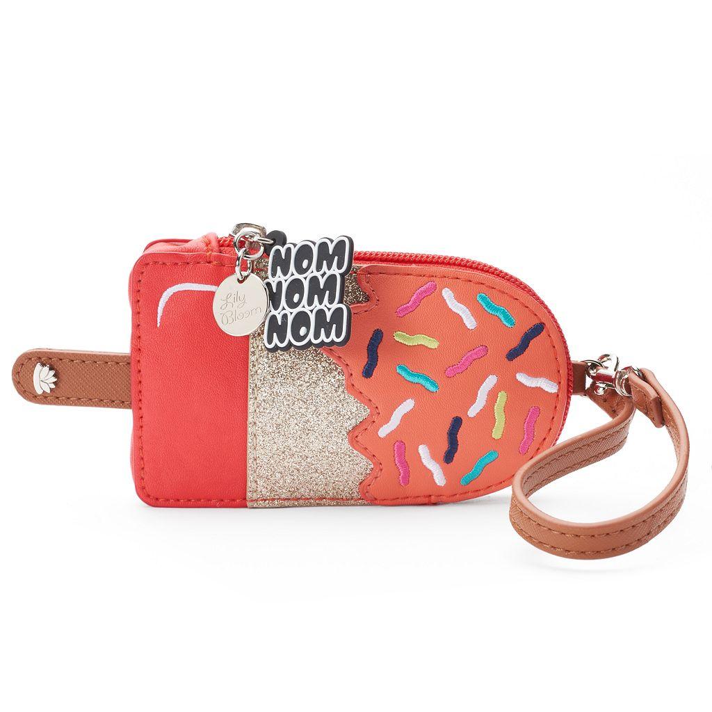 Lily Bloom Popsicle Coin Purse