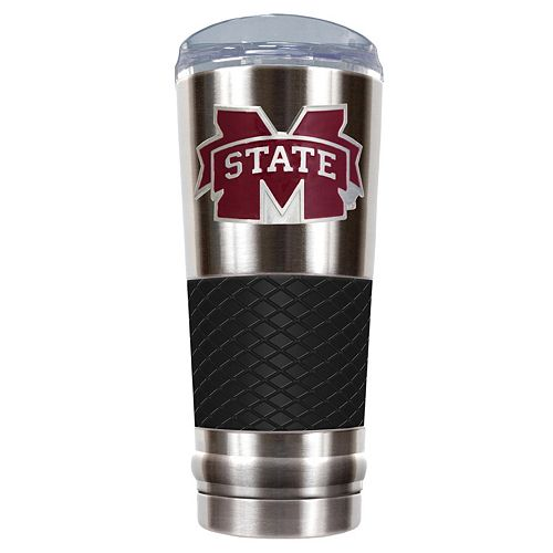 Mississippi State Bulldogs 24-Ounce Draft Stainless Steel Tumbler
