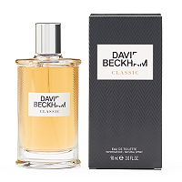 David Beckham Classic Men's Cologne - Eau de Toilette
