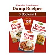 Publications International, Ltd.  3-in-1 Dump Recipes Cookbook