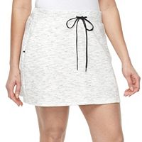 Plus Size Tek Gear® Fleece Workout Skirt